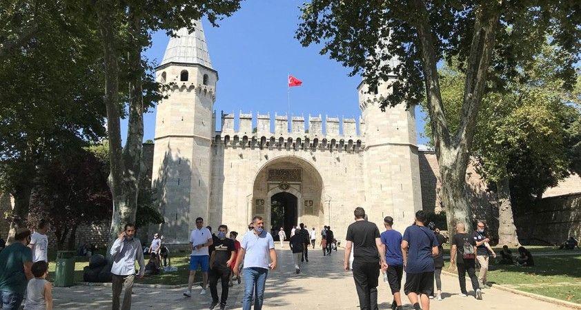 Tarihi Yarımada'daki müzeler ve tarihi camilere ziyaretçi akını