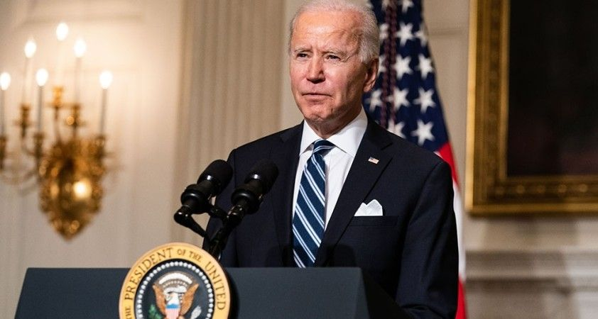 """ABD Başkanı Biden: """"Bizi, bir sonraki biyolojik tehditten koruyacak kadar yüksek bir duvar yok"""""""