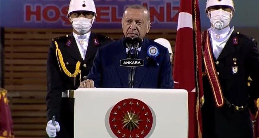 Cumhurbaşkanı Erdoğan: Türk ekonomisi dünyada en hızlı büyüyen ikinci ekonomi oldu