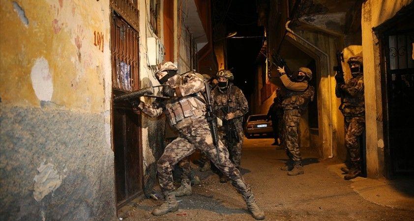 Güvenlik güçleri terör örgütü DEAŞ'a yeni yıl öncesi nefes aldırmadı