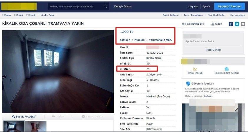Ev sahiplerinden pes dedirten fırsatçılık: 25 m2'lik odadan 'bin 250 TL' kira istiyorlar