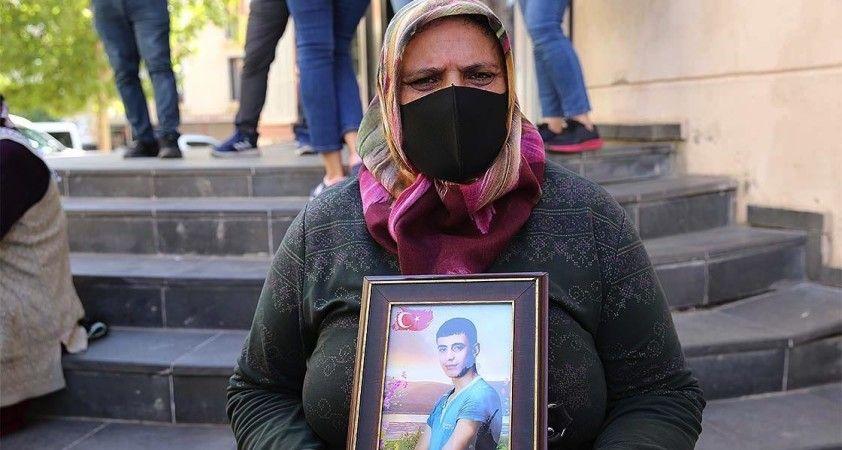 Diyarbakır annesi Demir: Her gün gözyaşı döküyoruz, ciğerimiz yandı