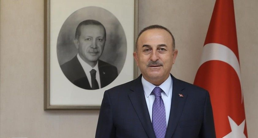 Dışişleri Bakanı Çavuşoğlu: İsrail, Doğu Kudüs'te yasa dışı yerleşim yerleri açma yönündeki adımlarından vazgeçmeli