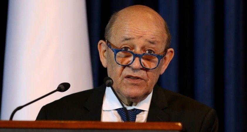 Fransa Dışişleri Bakanı, İsrail'i Arap nüfusuna karşı 'apartheid' konusunda uyardı