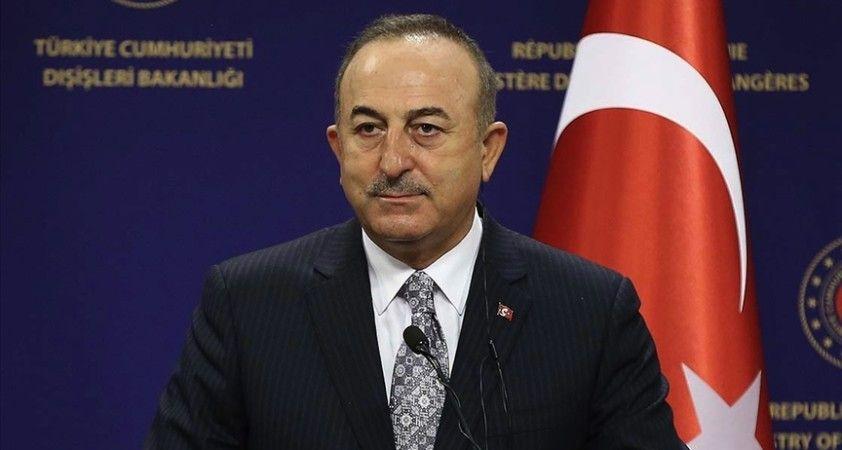Dışişleri Bakanı Çavuşoğlu: Türkiye, en az gelişmiş ülkelerin hamisi konumunu sürdürüyor