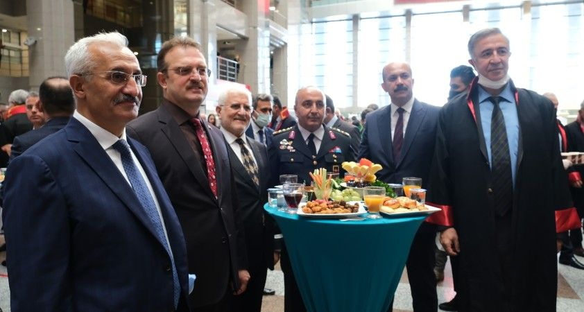 İstanbul Adliyesi'nde adli yıl açılış töreni düzenlendi
