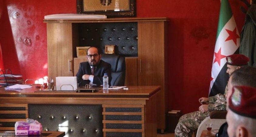 Suriye Geçici Hükümeti Başkanı: Rejimin Dera'da katliam yapmasından endişeliyiz