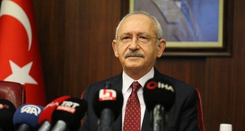 CHP lideri Kılıçdaroğlu 100 bin liralık manevi tazminata mahkum edildi