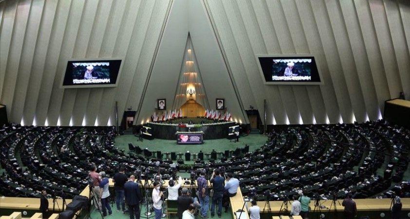 İran Meclisinde 11'inci dönem başladı