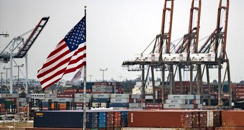 ABD dış ticaret açığı temmuzda 12 yılın en yüksek seviyesine çıktı