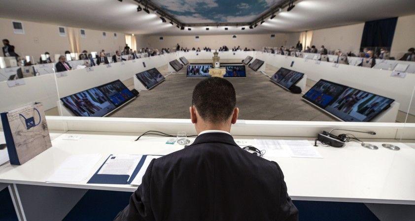 İtalya'daki G20 Dışişleri Bakanları Toplantısı sona erdi
