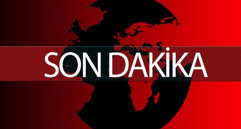 Erdoğan, KKTC Cumhurbaşkanı Ersin Tatar ile Cumhurbaşkanlığı Külliyesinde görüştü