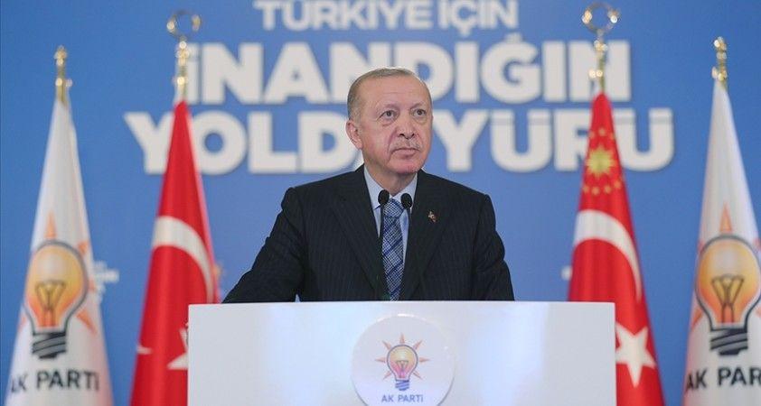 Cumhurbaşkanı Erdoğan: Artık bu ülke Taksim'deki bir Gezi olayını yaşamayacak ve yaşatmayacaktır