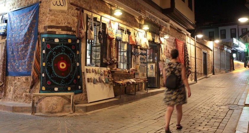 'Huzur ve barış' kenti: Antalya