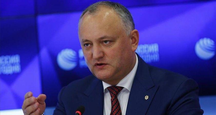 Moldova Cumhurbaşkanı Dodon: Ne Batı ne de Doğu'da herhangi bir askeri siyasi bloğa katılacağız
