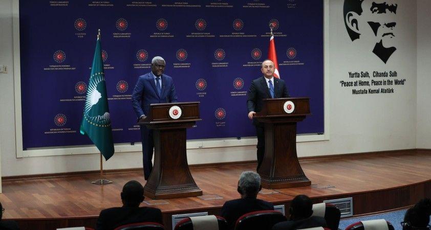 Bakan Çavuşoğlu: 'Almanya'da Türk asıllı milletvekili sayısı 18'e çıktı, bundan memnuniyet duyduk'