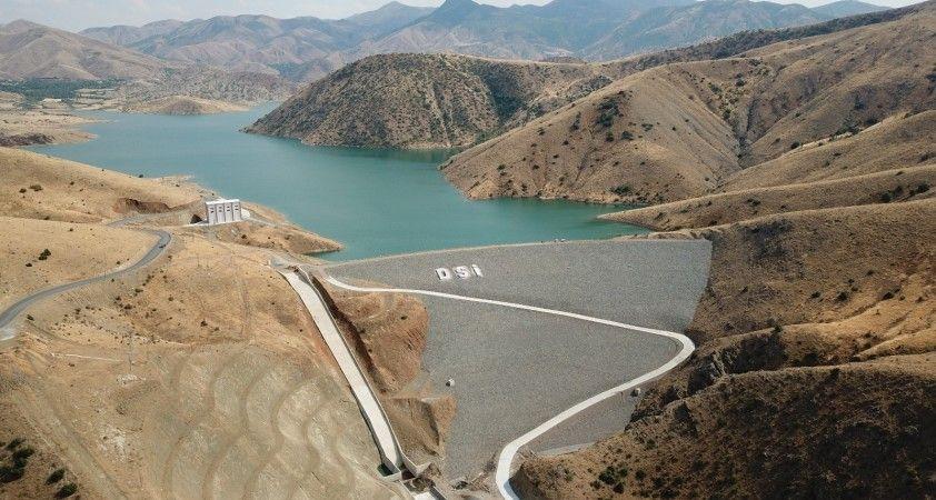 """Elazığ Belediyesi: """"Hamzabey Barajı içme ve kullanma suyu bitti"""""""