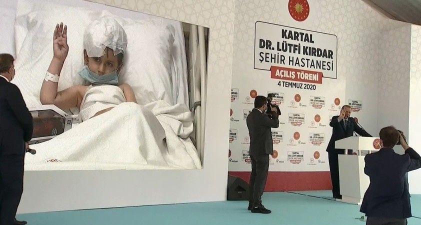 Rabia selamıyla Cumhurbaşkanı Erdoğan'ı selamlayan Abdulkadir Tunçel son yolculuğuna uğurlandı