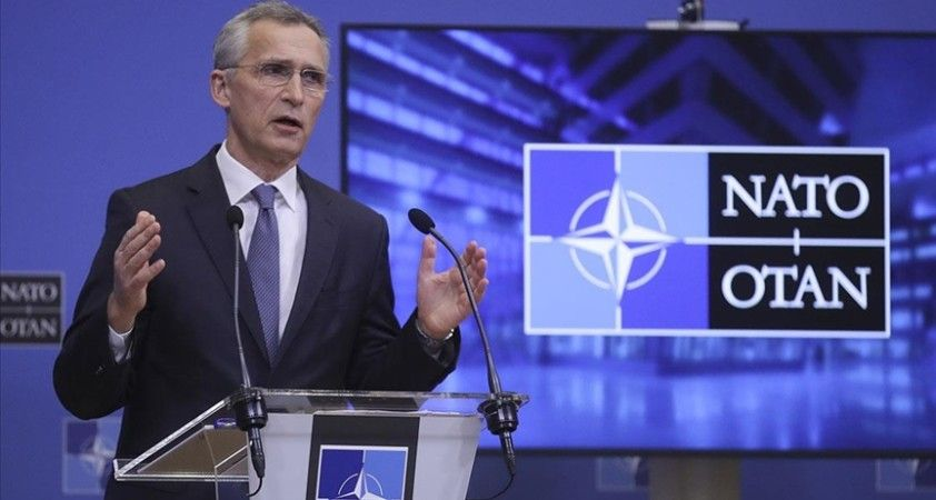 NATO Genel Sekreteri Stoltenberg: 'Silah kontrolü' zirvenin ana gündemlerinden olacak