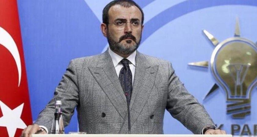 AK Parti Genel Başkan Yardımcısı Ünal: Boğaziçi Üniversitesi'nin marka değerine zarar vermemek gerekiyor