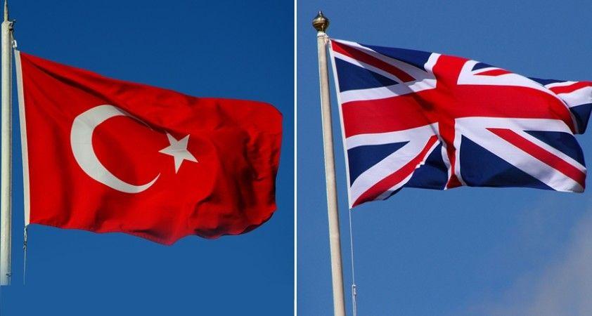 Türkiye-Birleşik Krallık ilişkileri STA ile daha da derinleşecek