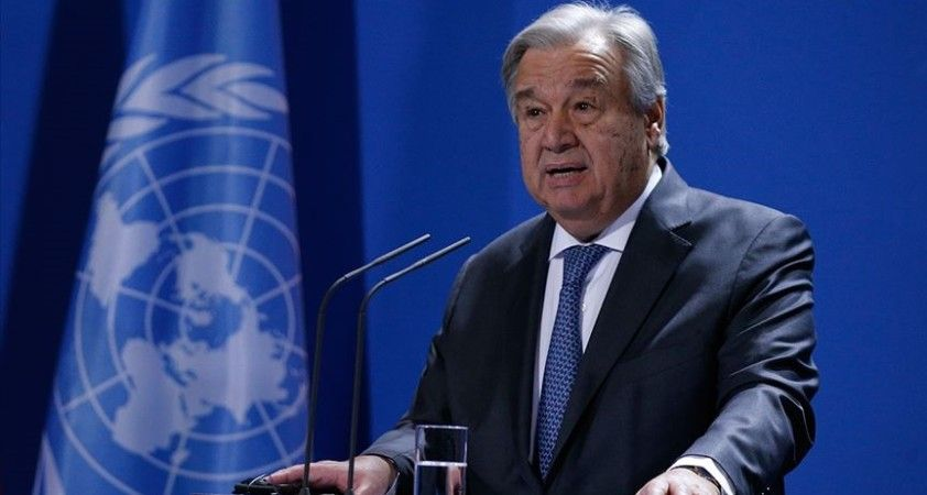 BM Genel Sekreteri Guterres'ten iklim krizine karşı 'küresel koalisyon' oluşturulması çağrısı