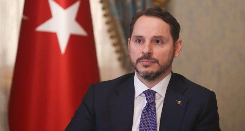 Berat Albayrak: Ağustostan beri tek beyanname veriliyor
