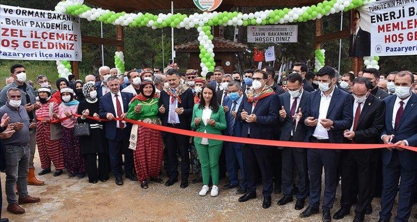 Bakan Pakdemirli: Türkiye'de 16 olan tabiat parkı 256 oldu