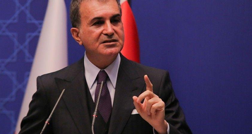 """AK Parti Sözcüsü Çelik: """"PKK'ya siyasi gerekçe uyduranlar, 'cinayet siyaseti' yapıyor"""""""