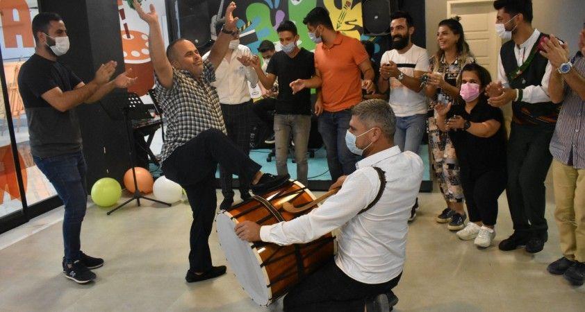 Engelli bireyler için müzik şöleni düzenlendi