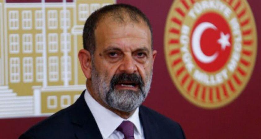HDP'li vekilin dokunulmazlığı kaldırıldı
