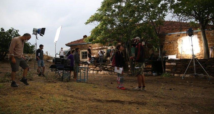 Kula, film setlerine doğal plato olmaya devam ediyor