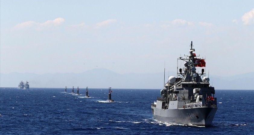 Deniz Kuvvetleri seyir sürelerini artırdı, 20 yılın rekorunu kırdı