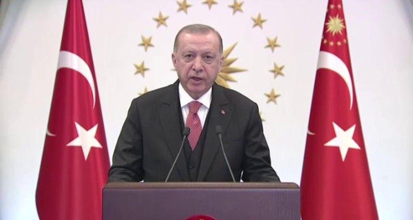Cumhurbaşkanı Erdoğan, Arnavutluk'a verdiği sözü tuttu