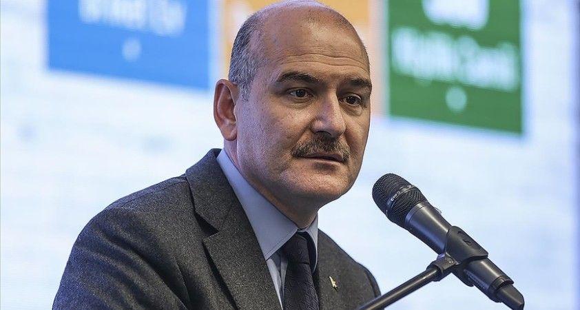 İçişleri Bakanı Soylu, İstanbul'da son 3 ayda 1,5 tondan fazla uyuşturucu ele geçirildiğini bildirdi
