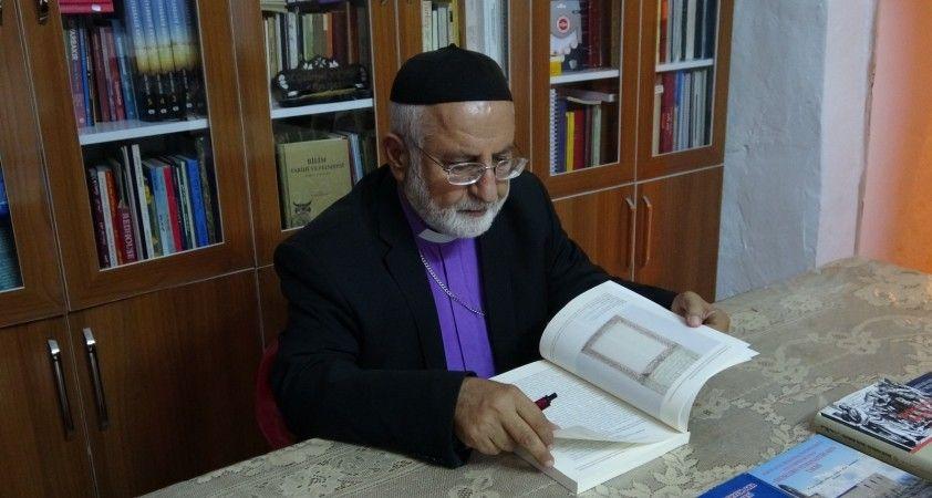 Hazreti Muhammed'in Süryanilere verdiği ahitnameler kitaplaştırıldı