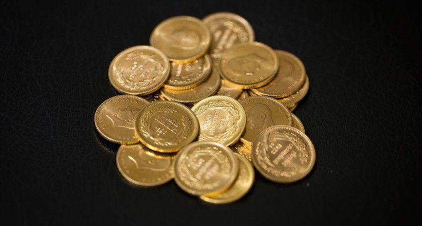 Gram altın yüzde 7 değer kaybıyla 500 liranın altına geriledi