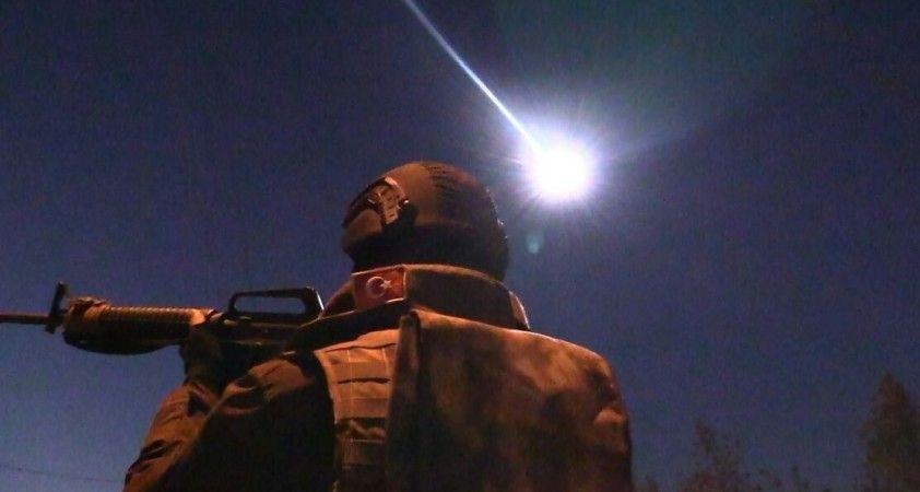 Eren-2 operasyonunda etkisiz hale getirilen 6 teröristten üçü;