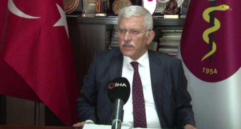 TVHB Merkez Konseyi Başkanı Eroğlu'ndan 4 Ekim Dünya Hayvanları Koruma Günü mesajı
