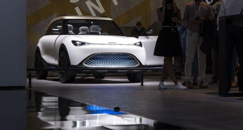 Uluslararası Otomobil Fuarı yarın Münih'te kapılarını ziyaretçilere açıyor