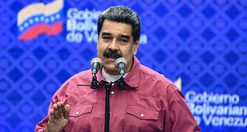 Venezuela Devlet Başkanı Maduro: Guaido'nun Meclis Başkanlığının uzatılması anayasaya aykırı