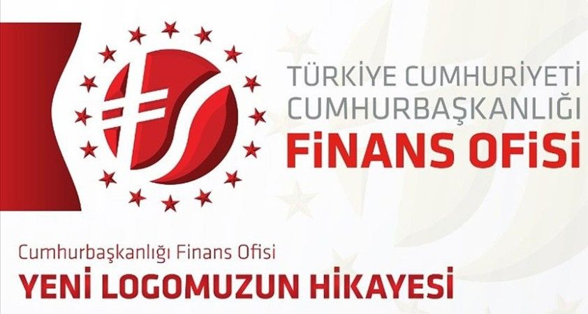 Cumhurbaşkanlığı Finans Ofisi logosunu yeniledi