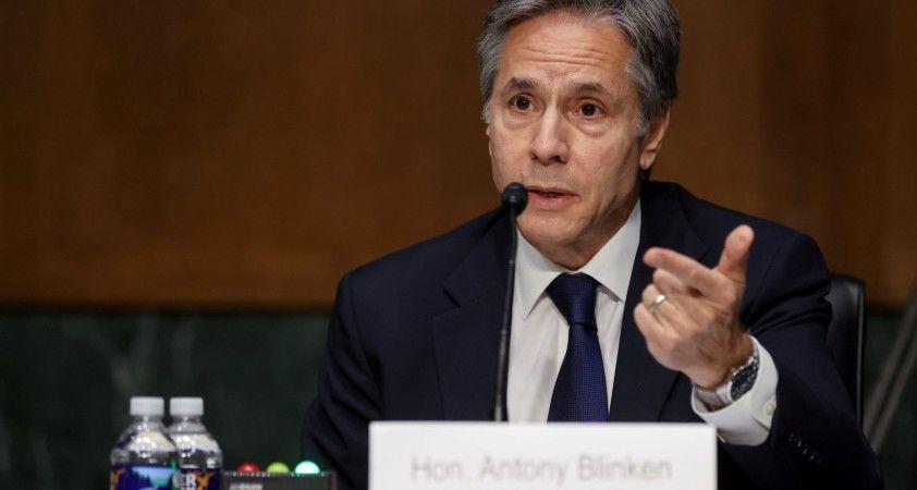 ABD Dışişleri Bakanı Blinken: Türkiye birçok açıdan NATO müttefiki gibi davranmıyor