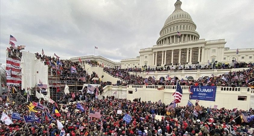 Washington DC Belediye Başkanı, Biden'ın başkanlık yemin töreninde güvenlik önlemlerinin artırılmasını istedi