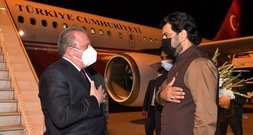 TBMM Başkanı Şentop, Pakistan'da