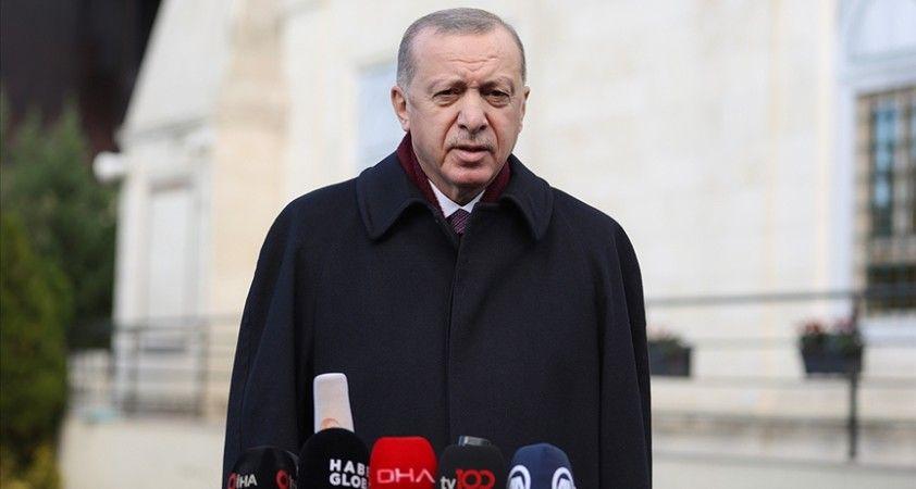 Cumhurbaşkanı Erdoğan: 3 milyon aşı geldi ve serisi devam edecek