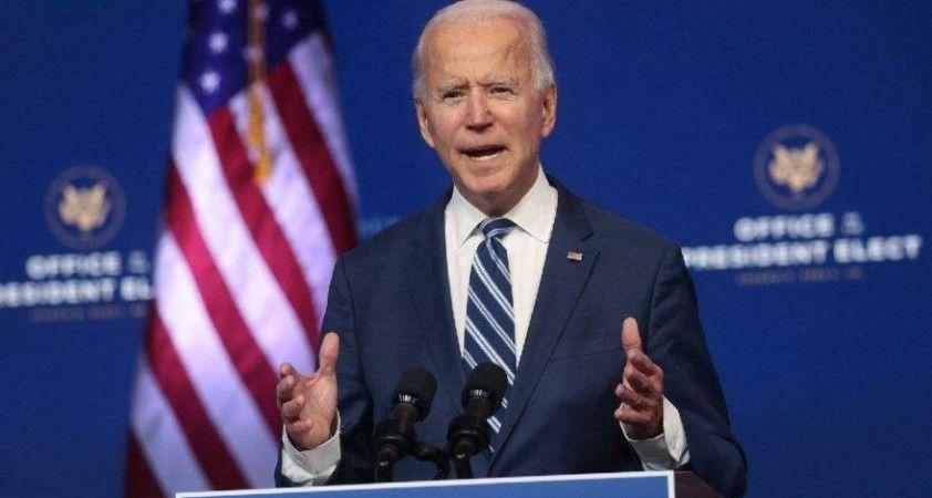 Biden: Amerika'nın çıkarına olduğunda Çin ile birlikte çalışmaya hazırız