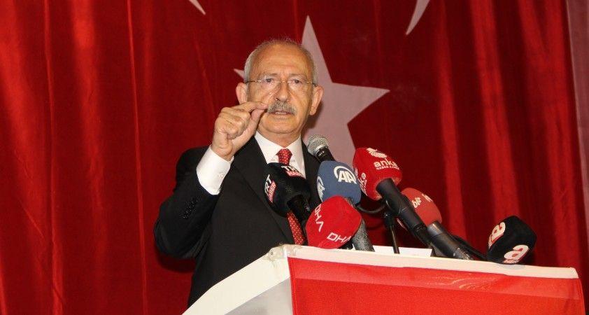 Kılıçdaroğlu'ndan 'itiraf' gibi açıklama: