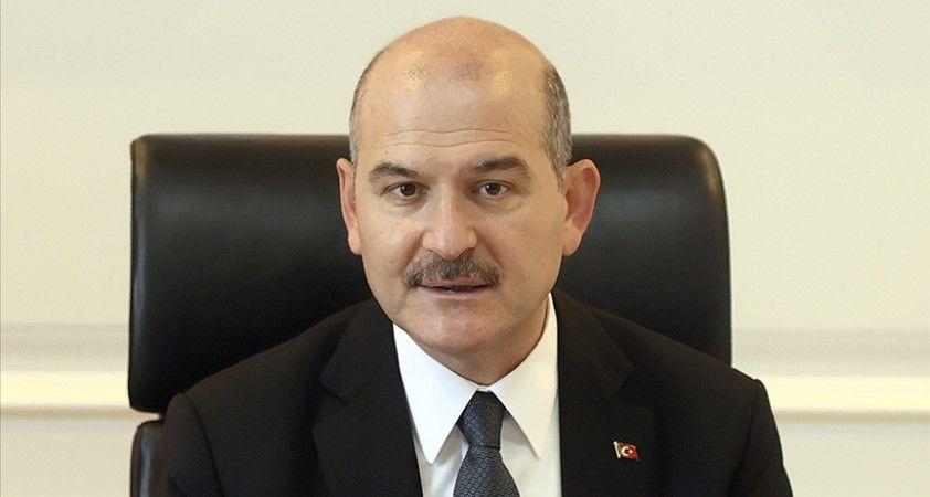 İçişleri Bakanı Soylu, gazeteciler Hadi ve Süleyman Özışık hakkında suç duyurusunda bulundu