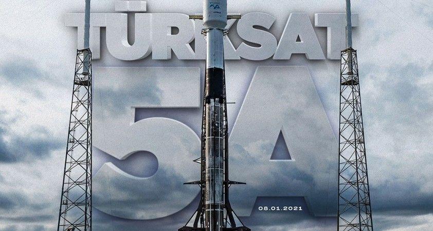Cumhurbaşkanı Erdoğan'dan Türksat5A uydusu paylaşımı